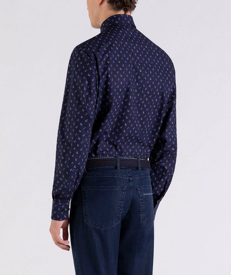 Printed Cotton Shirt image 2