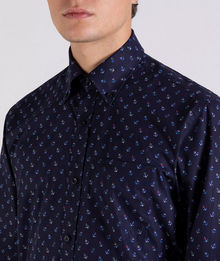Printed Cotton Shirt image 3