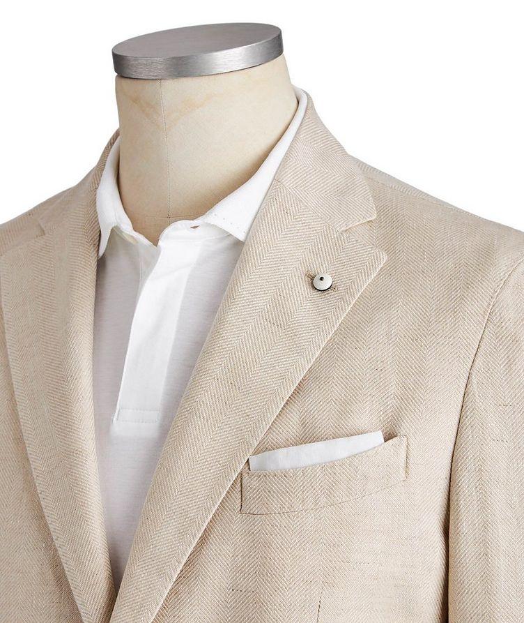 Linen Sports Jacket image 1