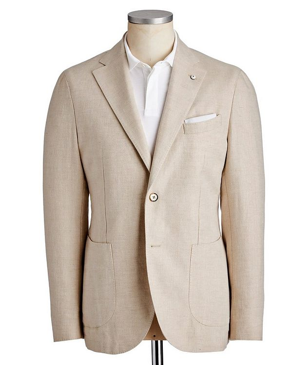 Linen Sports Jacket picture 1