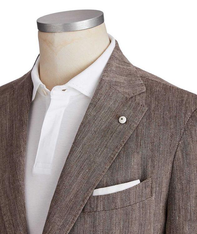 Linen Sports Jacket picture 2