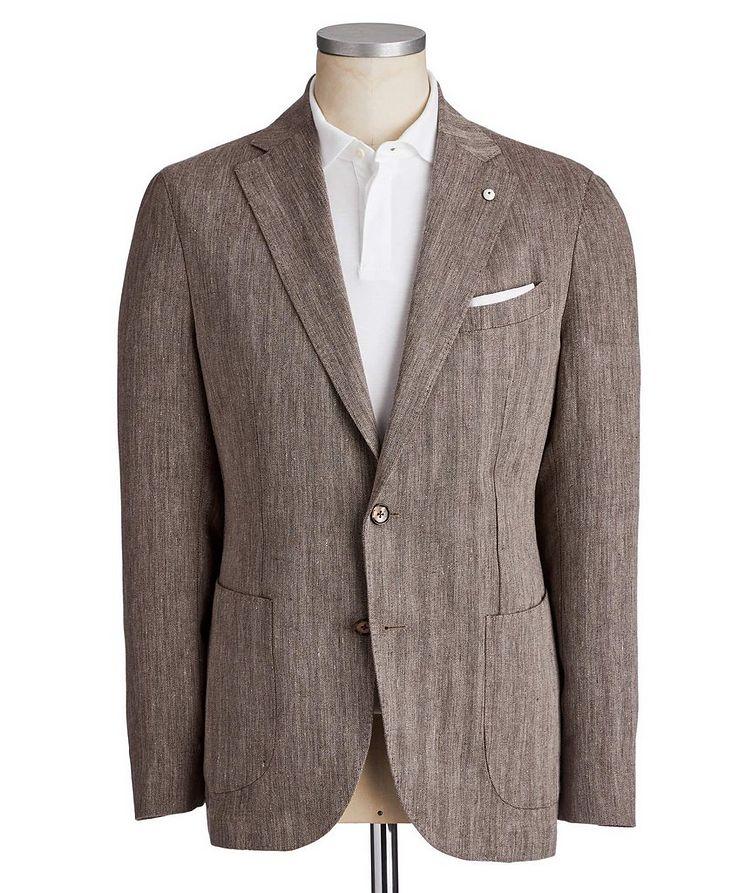 Linen Sports Jacket image 0