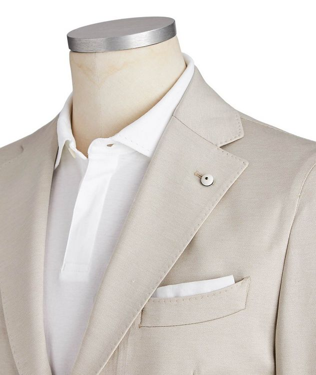 Cotton Sports Jacket picture 2