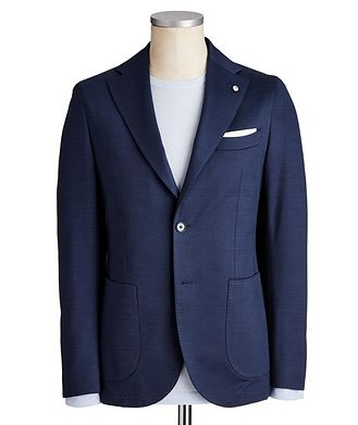 L.B.M. 1911 Cotton-Jersey Sports Jacket