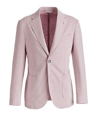 L.B.M. 1911 Flax-Cotton Sports Jacket