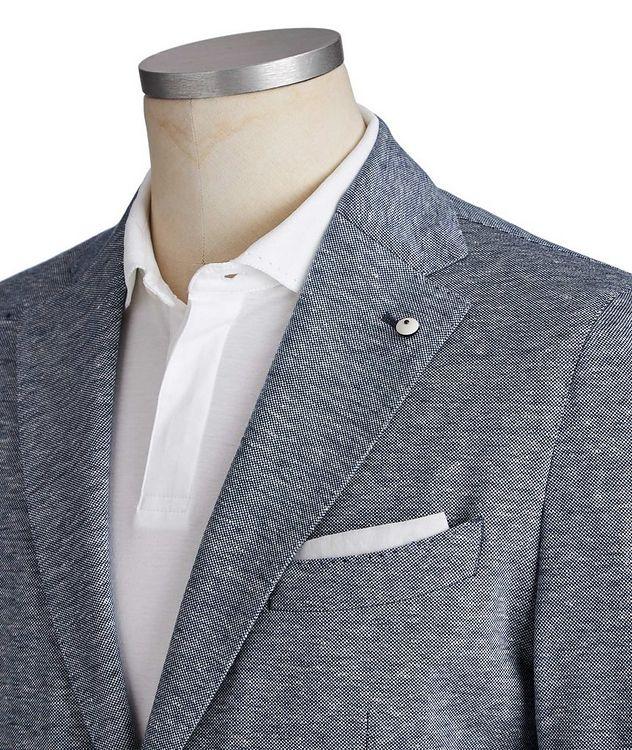 Linen-Cotton Sports Jacket picture 2