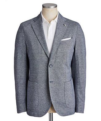 L.B.M. 1911 Linen-Cotton Sports Jacket