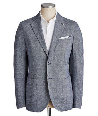 L.B.M. 1911 Linen-Cotton Sports Jacket