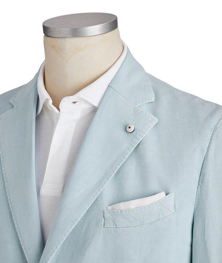 Linen-Cotton Sports Jacket image 1