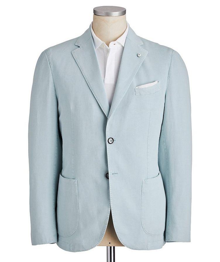 Linen-Cotton Sports Jacket image 0