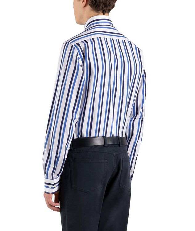 Striped Cotton Shirt picture 3