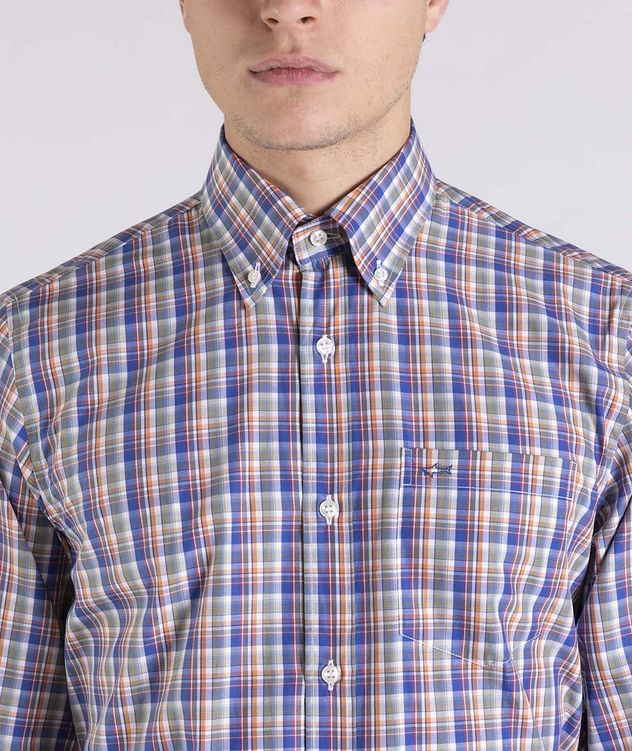 Printed Cotton Shirt picture 4