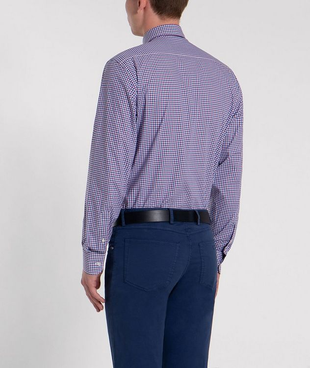 Checked Cotton Shirt picture 3