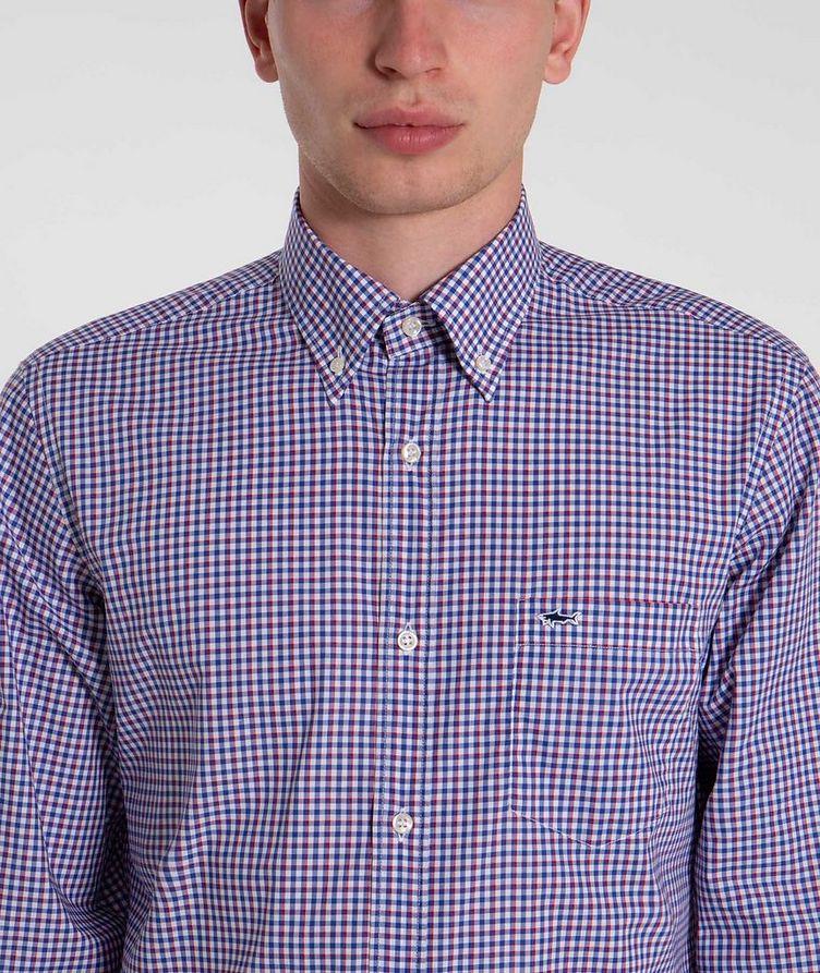Checked Cotton Shirt image 3