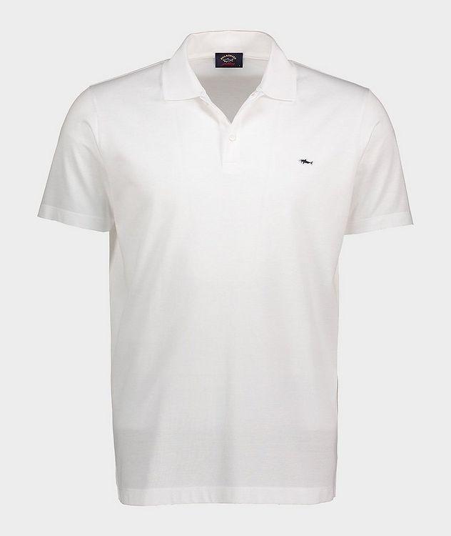Cotton Piqué Polo picture 1