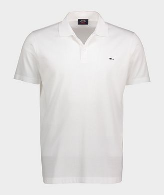 Paul & Shark Cotton Piqué Polo