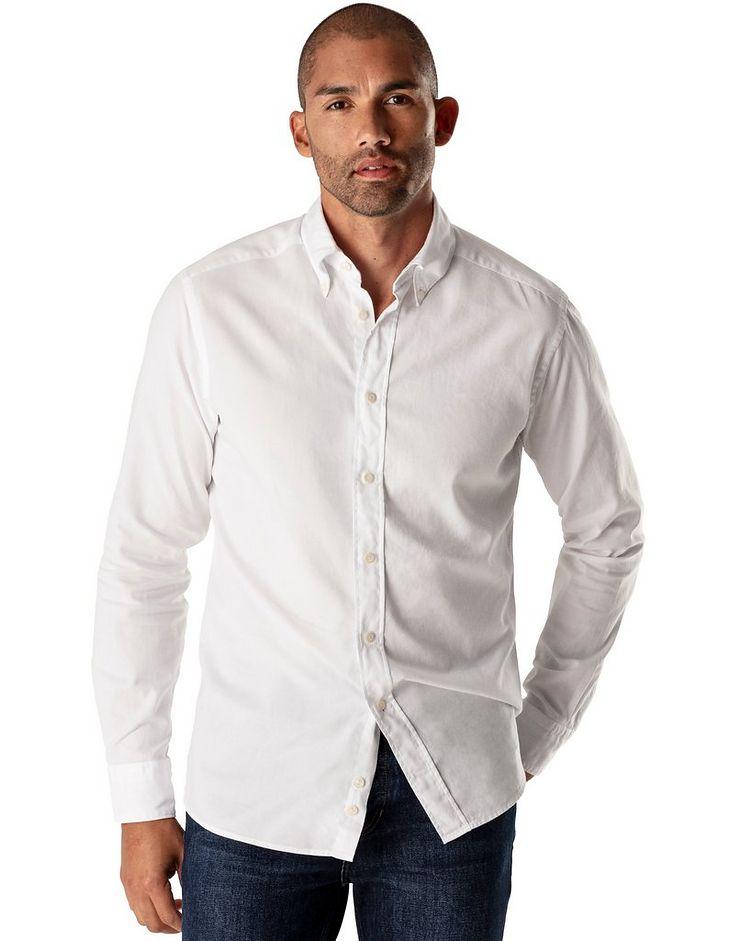 Soft Slim Fit Oxford Shirt image 1