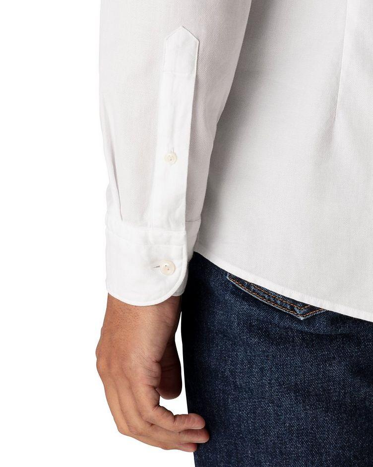 Soft Slim Fit Oxford Shirt image 3