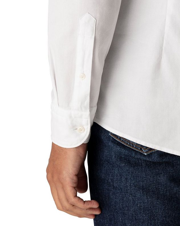 Soft Slim Fit Oxford Shirt picture 4