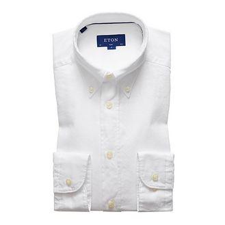 Eton Soft Slim Fit Oxford Shirt