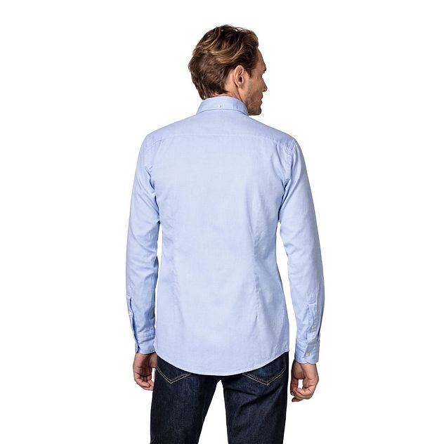 Soft Slim Fit Oxford Shirt picture 3