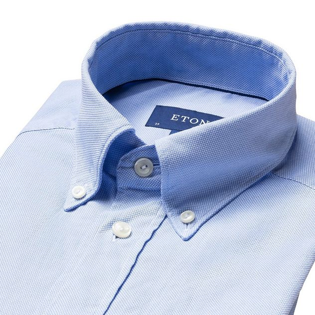 Soft Slim Fit Oxford Shirt picture 5