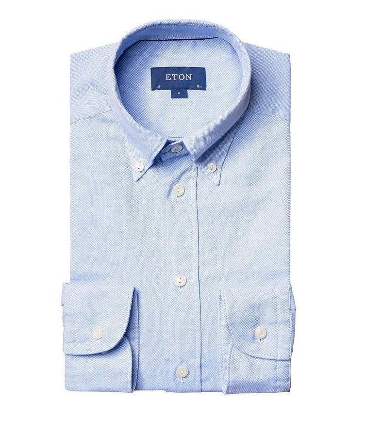 Soft Slim Fit Oxford Shirt image 0