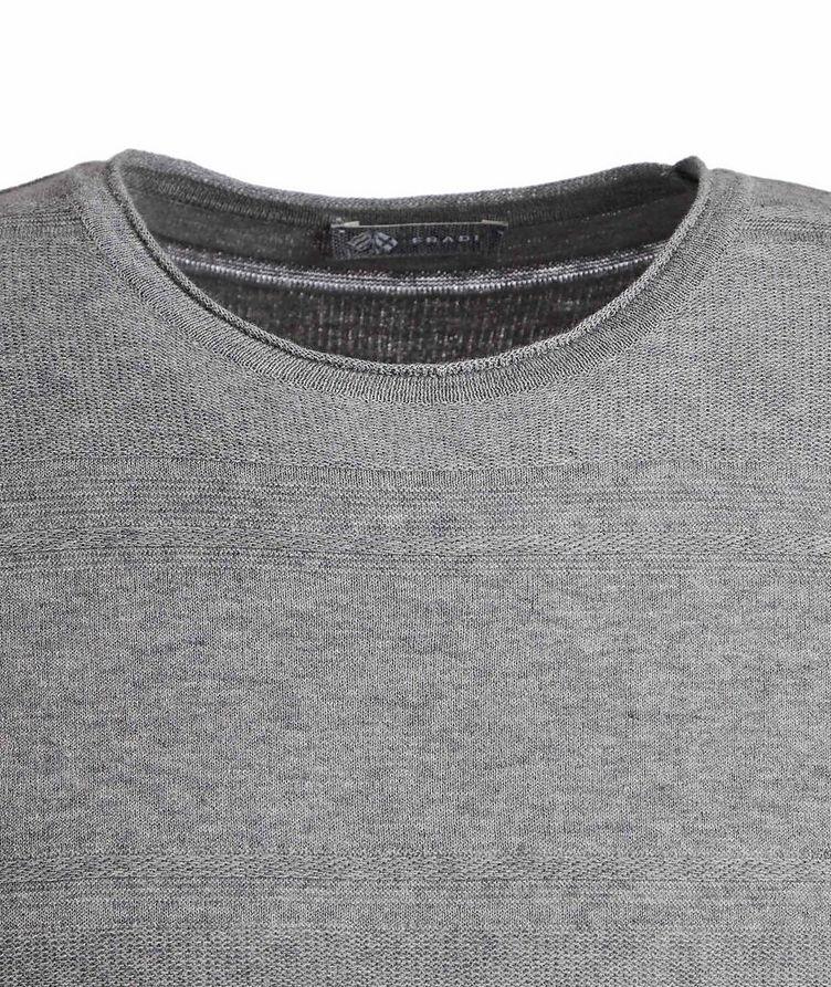 Striped Cotton T-Shirt image 1