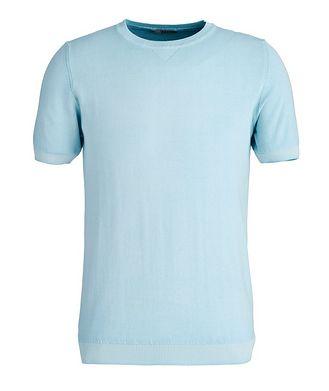 Fradi Garment-Dyed Cotton T-Shirt