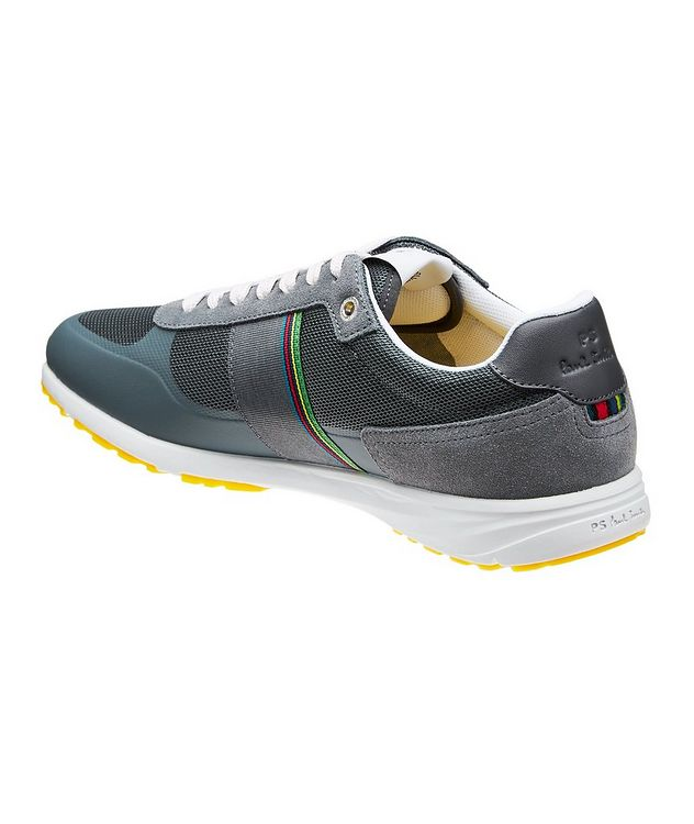 Huey Multi-Texture Sneakers picture 2