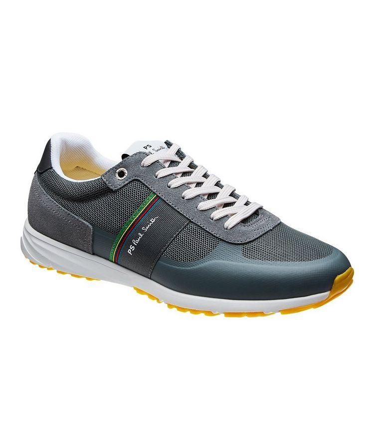 Huey Multi-Texture Sneakers image 0