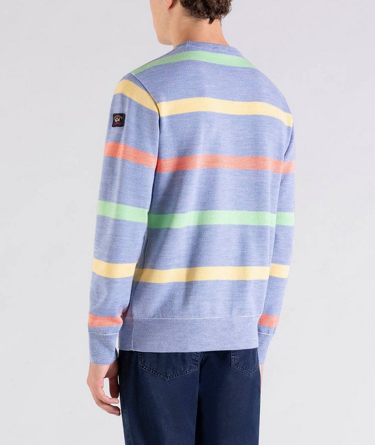 Striped Wool Sweater image 2