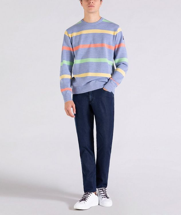 Striped Wool Sweater picture 5