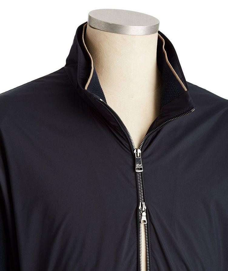 Zip-Up Sweatshirt image 1