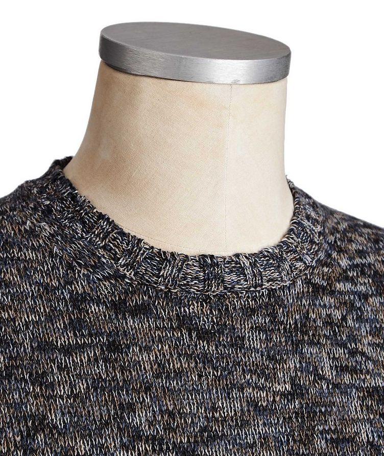 Linen-Cotton Sweater image 1
