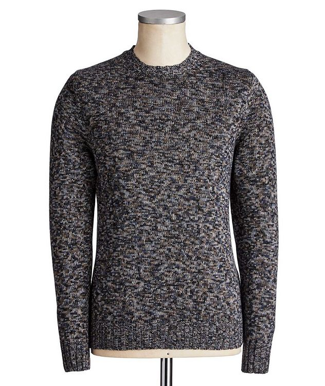 Linen-Cotton Sweater picture 1