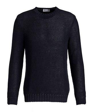 Settefili Linen-Cotton Sweater