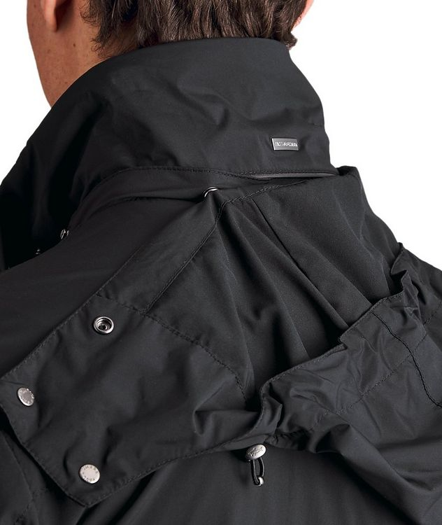 Waterproof Travel Bomber Jacket picture 3