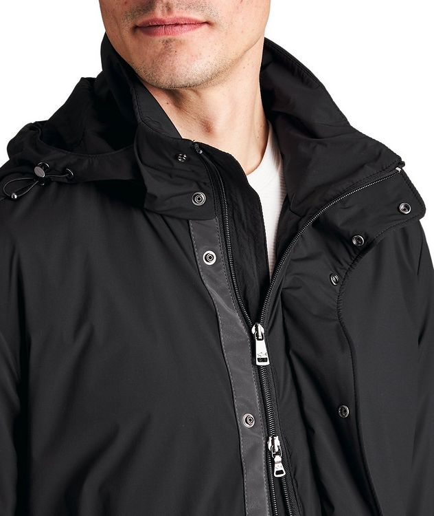 Waterproof Travel Bomber Jacket picture 4