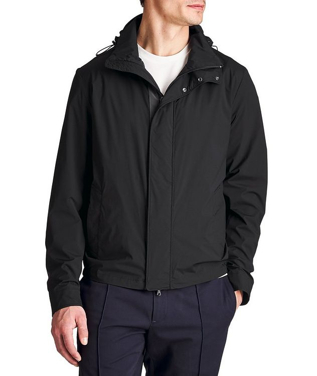 Waterproof Travel Bomber Jacket picture 1