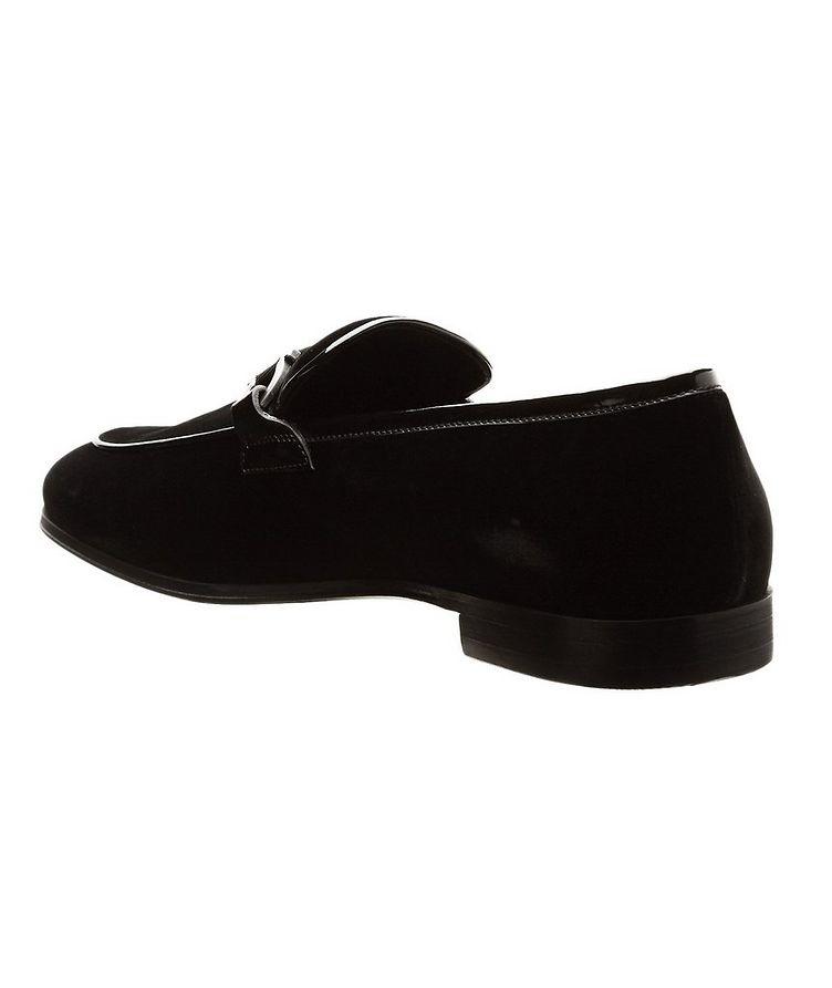Velvet Loafers image 1