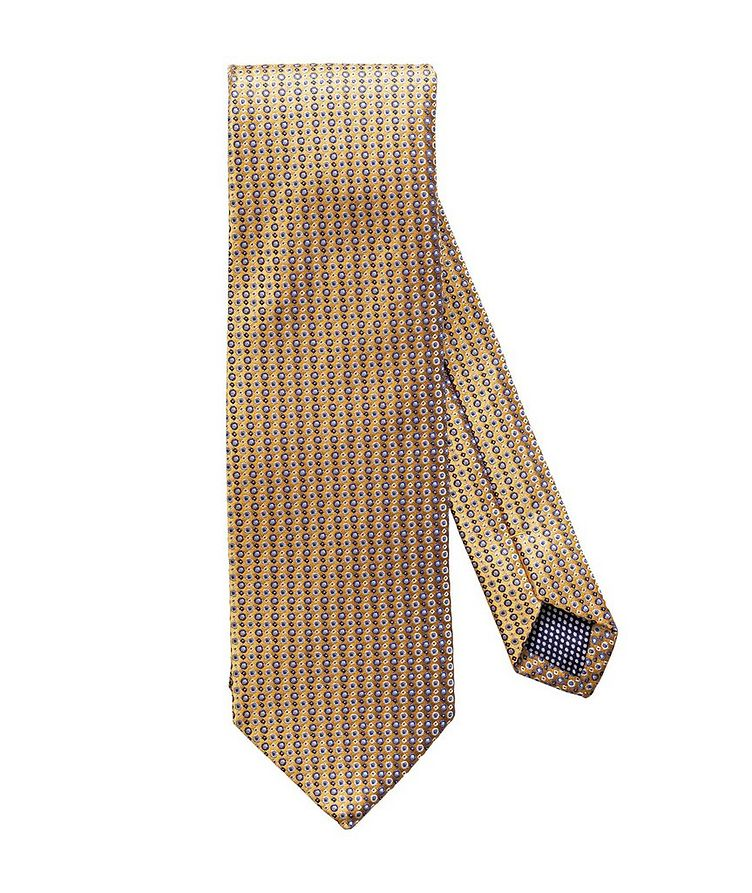 Dotted Silk Tie image 0