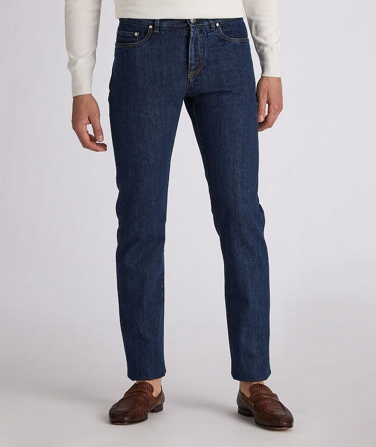 Five-Pocket Jeans image 1