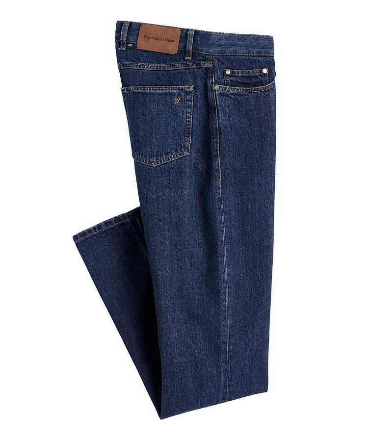 Five-Pocket Jeans image 0
