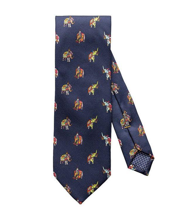 Elephant-Print Tie picture 1