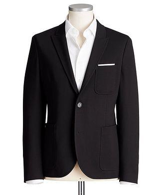 Neil Barrett Slim Fit Stretch-Jersey Sports Jacket