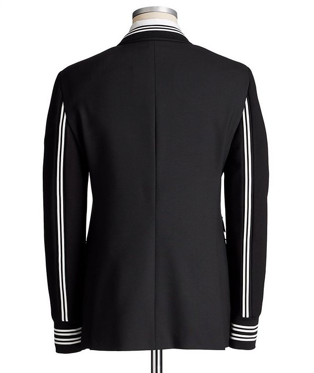 Slim Fit Wool-Blend Sports Jacket picture 3