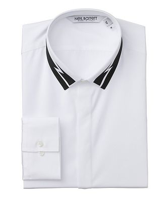 Neil Barrett Cotton Shirt