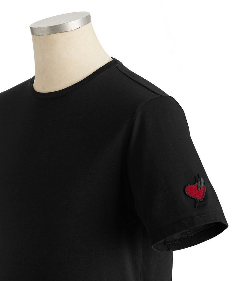 Cotton-Blend T-Shirt image 1