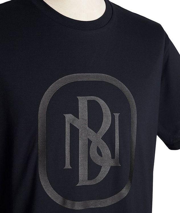 T-shirt imprimé en coton picture 2
